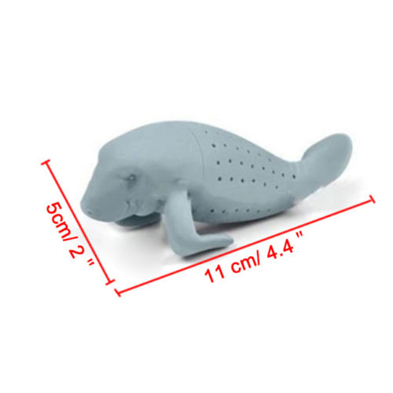 High Quality Silicone Manatea Infuser