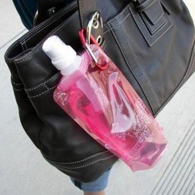 Foldable Water Bottle Bag