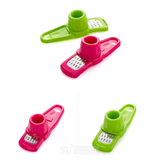 Multi-Functional Garlic Presses Stainless Steel at