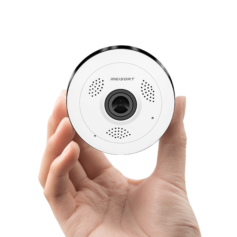 360° Smart Home Security Panoramic HD Camera