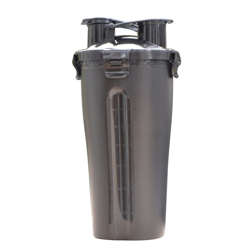 850ML Dual Protein Shaker Cup BPA Free Drinkware