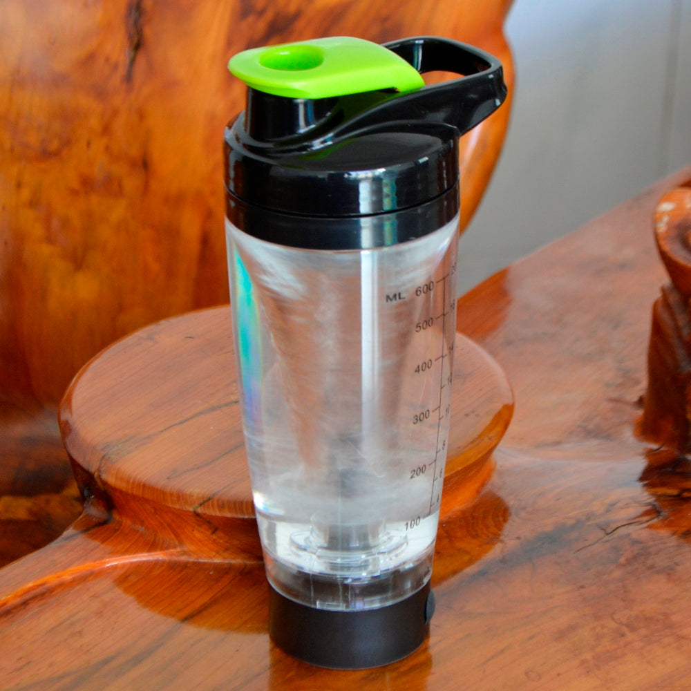 600ml Electric Automatic Plastic BPA Free My Water Bottle