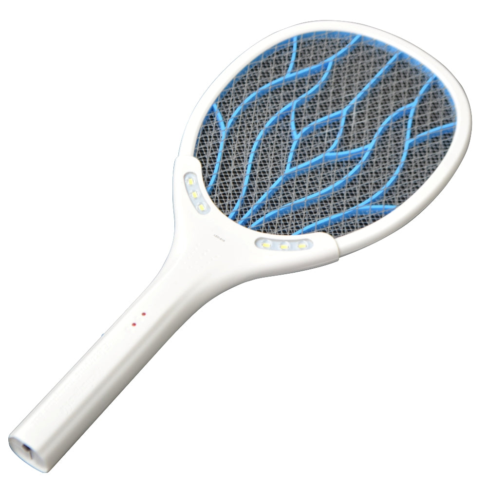 Removable Battery Rechargeable Electric Swatter  Insect