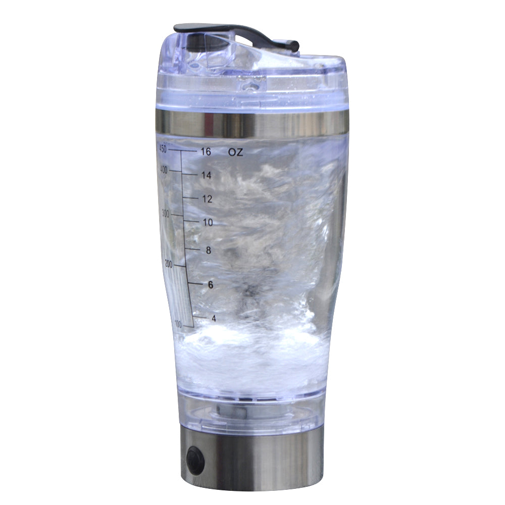 450ml Rechargeable Powder Protein Shaker