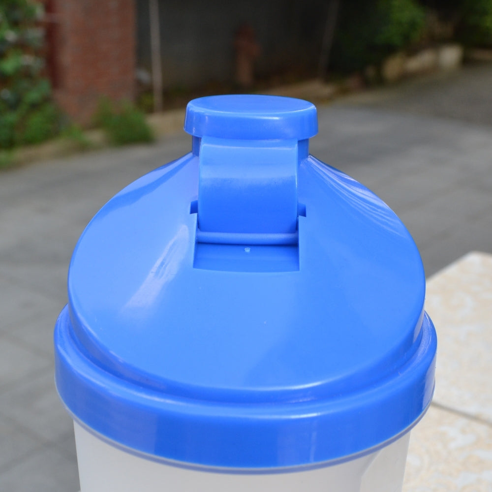 BPA Free Plastic Wild Mouth Direct Drinking Protein Shaker