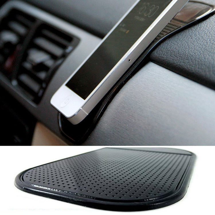 Magic Anti Slip Car Dashboard Sticky Silicone Gel Pad Holder Mat