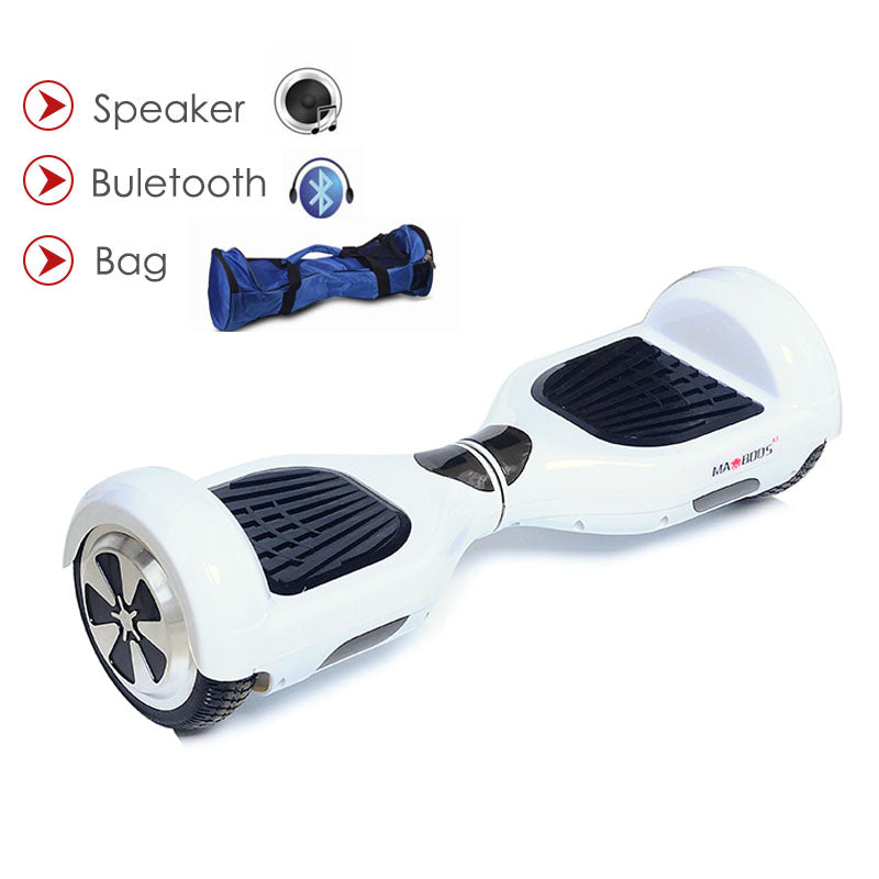 Electric 6.5inch Patin Stand Up Hoverboard Self Balancing Skateboard