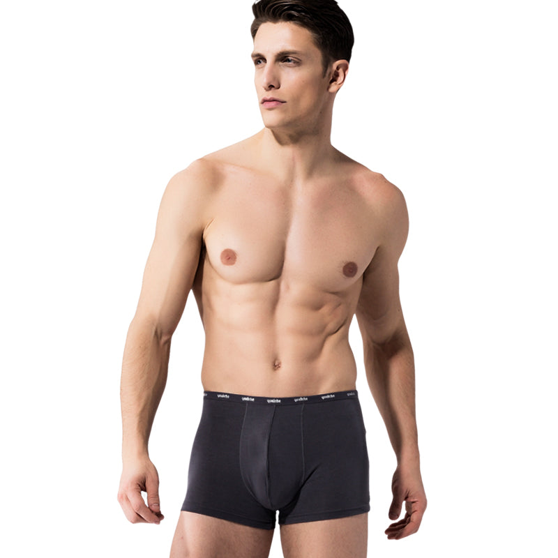 Sexy Elastic Soft Modal Men's Boxer Shorts