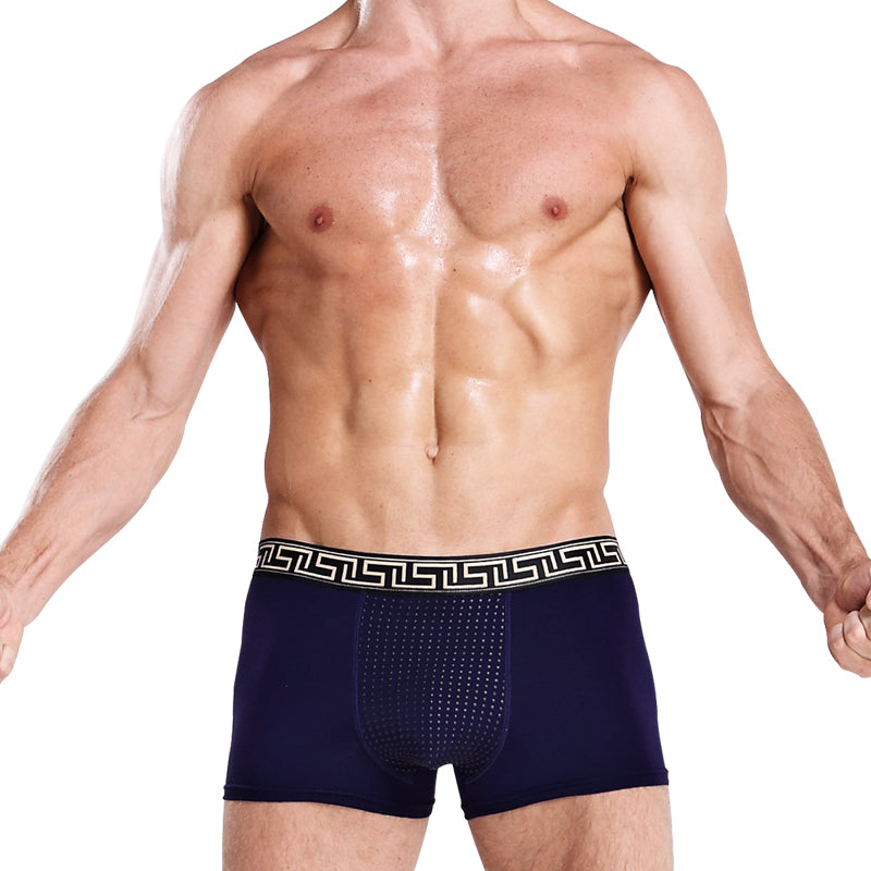 Elastic Tourmaline Prostate Magnetic Health Men's Boxer Shorts