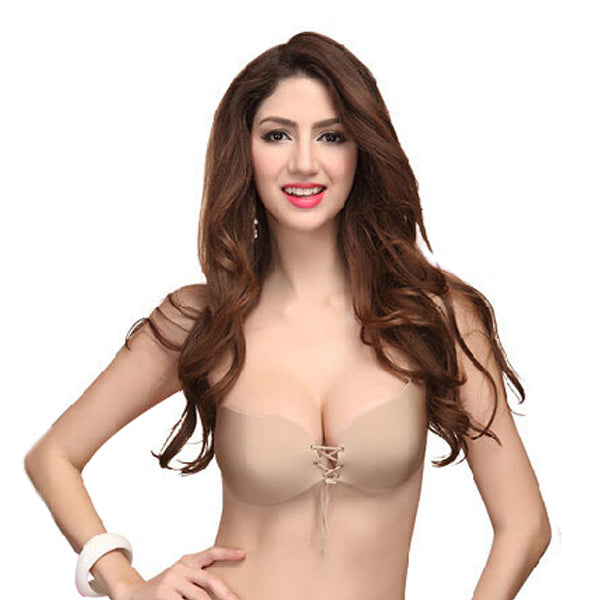 Sexy Super Push-Up Seamless Invisible Bra For Women