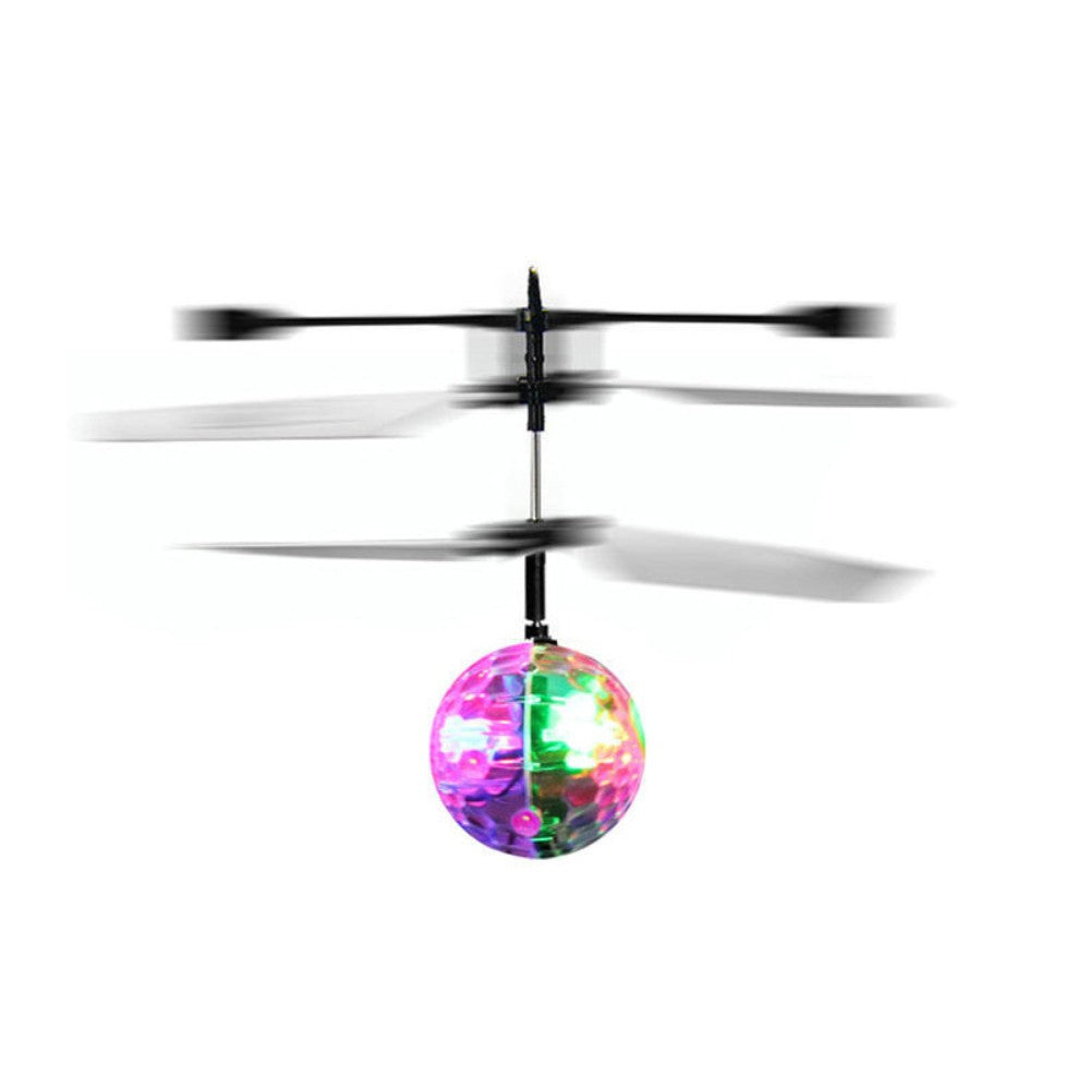 Helicopter RC Flying Ball Built-in With Shinning LED Lighting