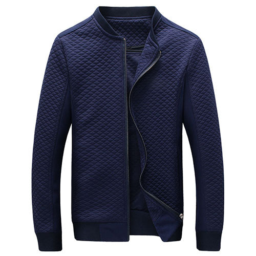 Fashion Brand Slim Fit High-Quality Casual Jacket