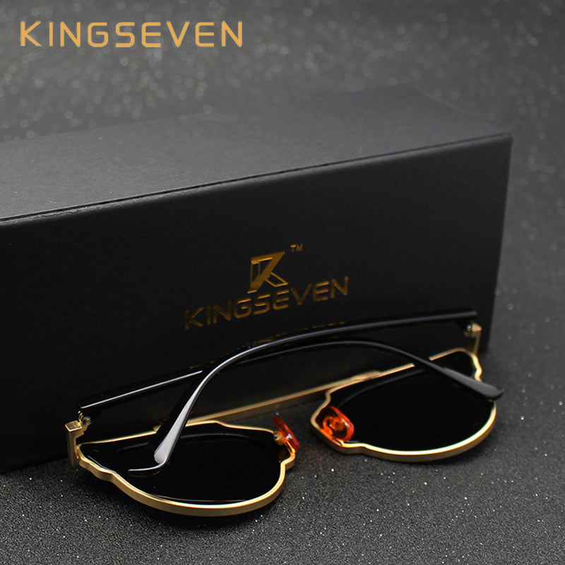 Casual Brand Designer Butterfly Polarized Sunglasses