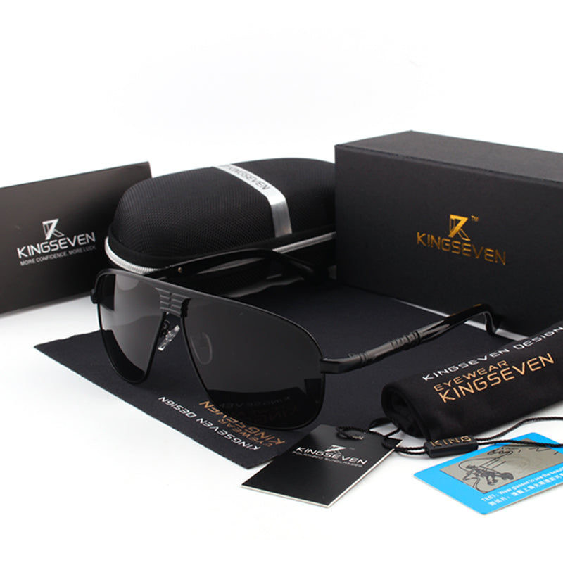 KINGSEVEN Polarized Fashion Design Sunglasses