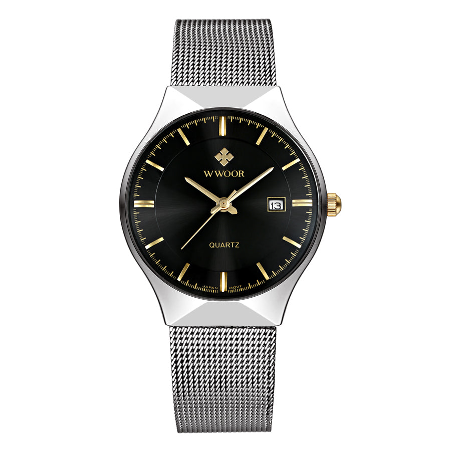 Luxury Men's Stainless Steel Watches