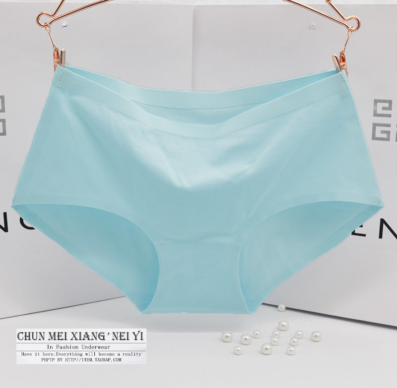 Pure Cotton Non-Trace Seamless Underwear