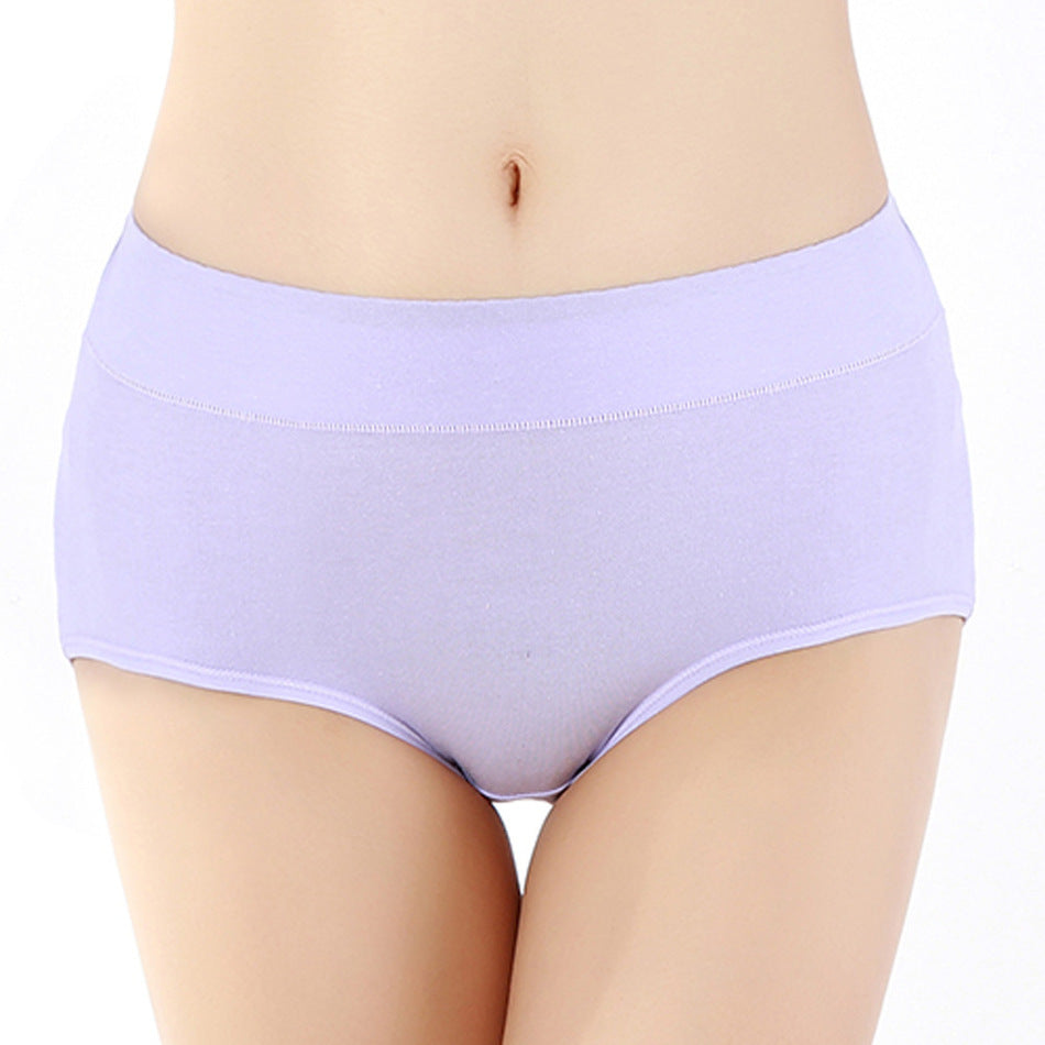 High Quality Pure Cotton Women's Sexy Underwear Panties