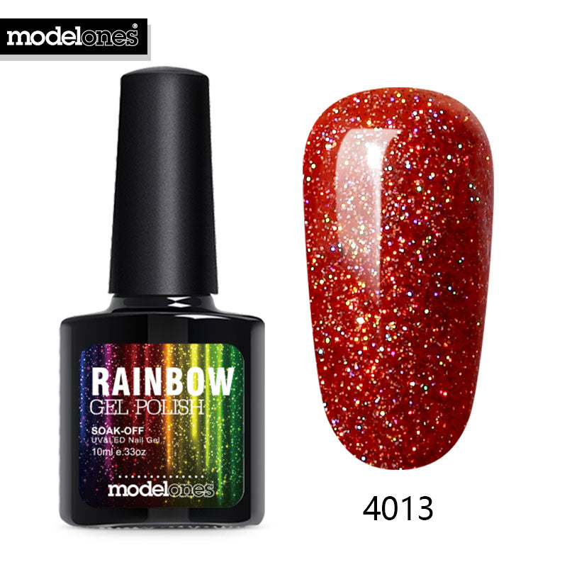 Fashion Long Lasting Neon Nail Gel Polish Soak Off UV Colorful Nail