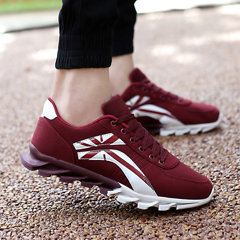 Casual Lace Up Men Shoes