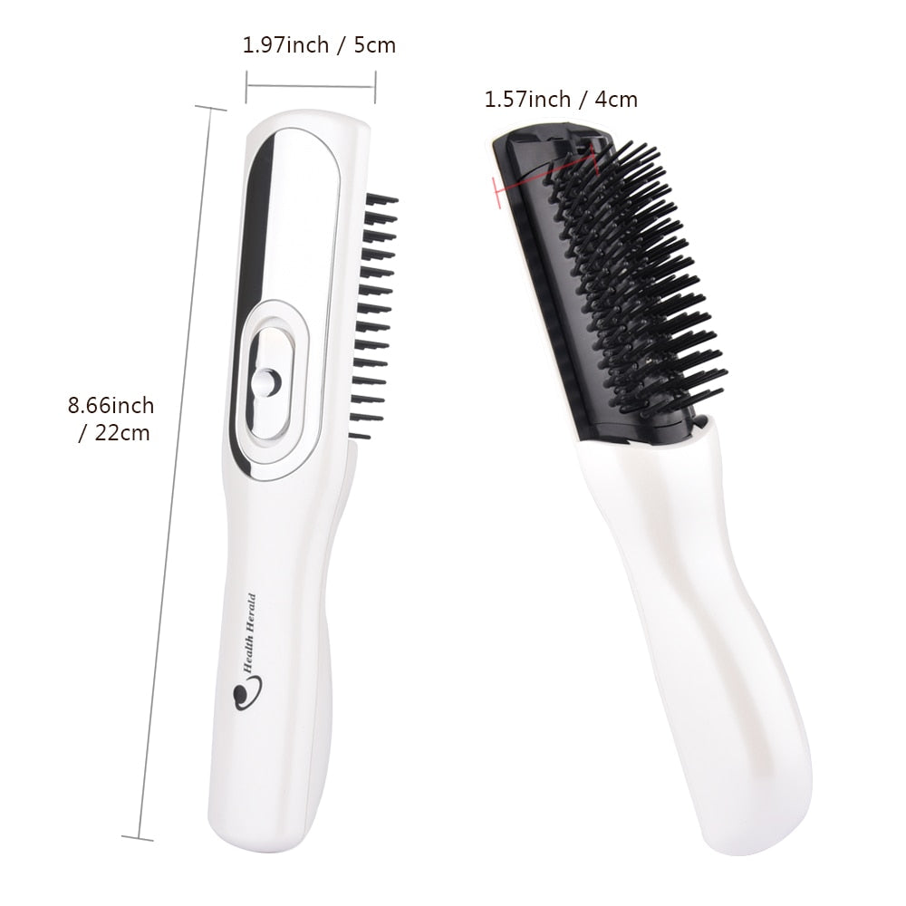 Hair Growth Care Treatment & Hair Loss Laser Massage Comb Hair Therapy