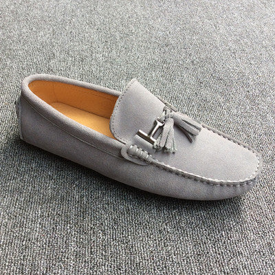 Genuine Leather Casual Men Shoes