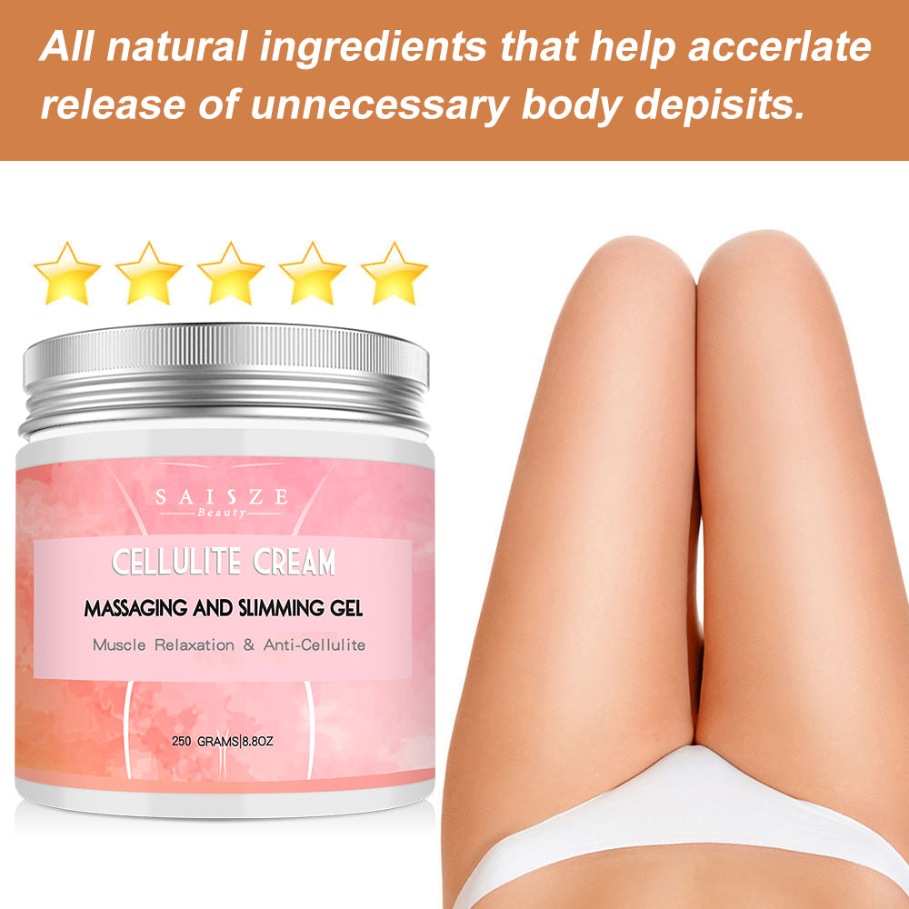 Anti Cellulite & Muscle Relaxation Cellulite Cream With Natural Ingredients