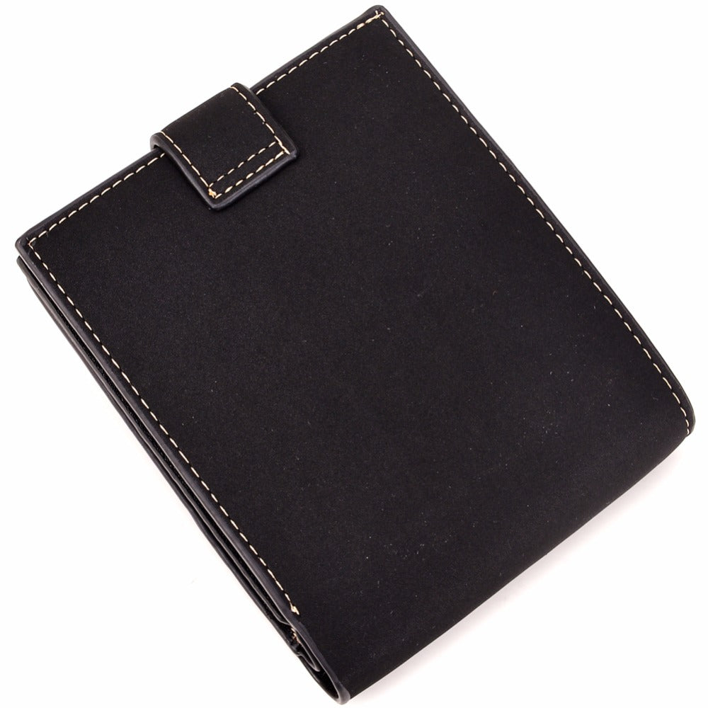 Brand Quality Purse Men Wallet with Coin Pocket