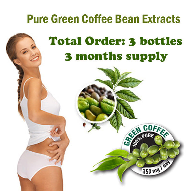 Green Coffee Bean Extract Diet Weight Loss