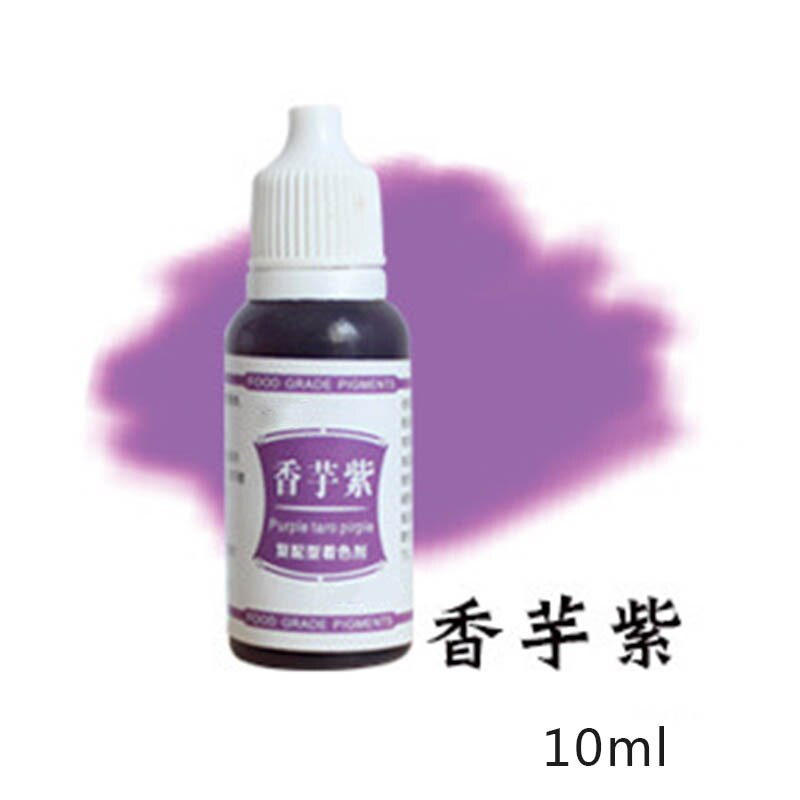 DIY 10ml Macaron Cream Dessert Food Edible Color