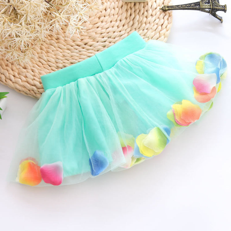 Pettiskirt Cake Ballet Tutu Skirt For Girls
