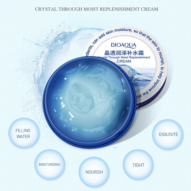 Hydrating Anti Wrinkle & Deep Moisturizing BIOAQUA Day Cream