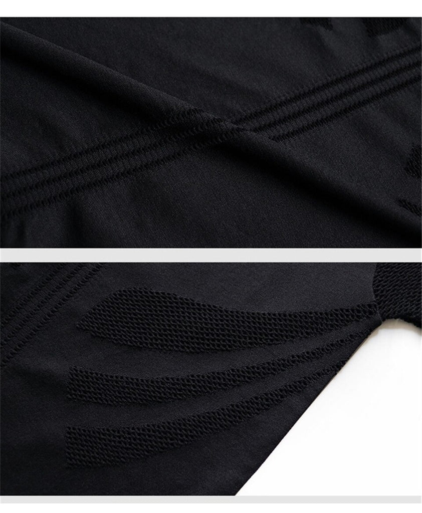 Breathable Long Sleeve Air Mesh Women Sportswear Shirt