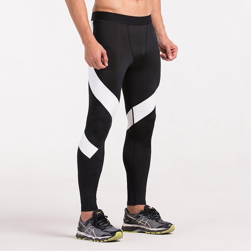 Jogger Fitness Excercise Bodybuilding Compression Tights Long Trousers Pants