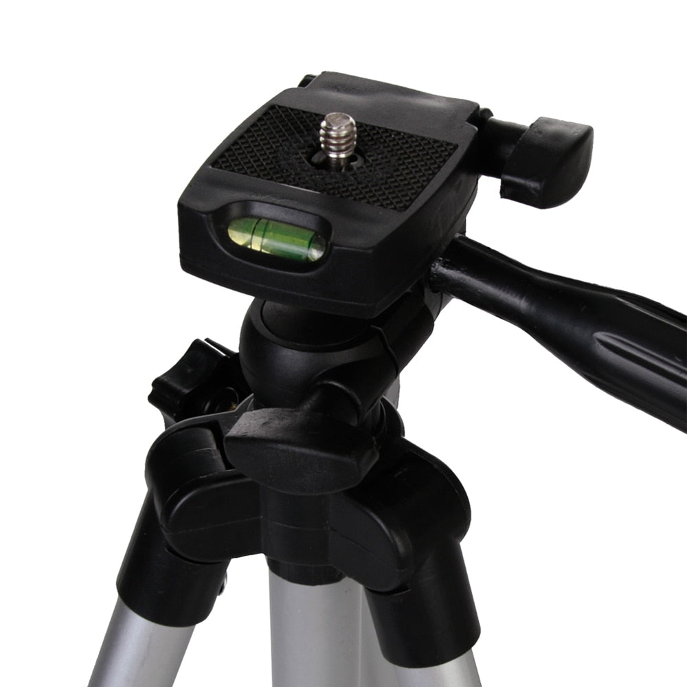 Universal Bluetooth Long Tripod With Remote Control & Self-Timer