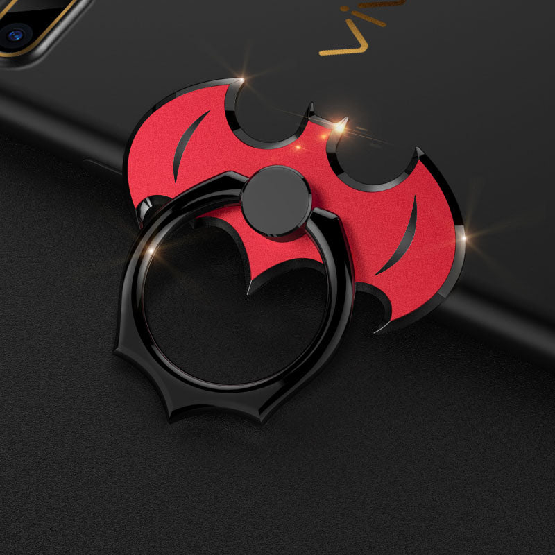 Universal 360 Degree Rotate Bat Finger Ring Phone Holder