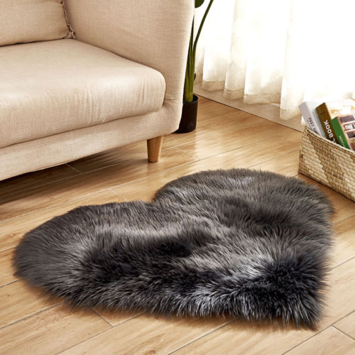 Anti-Skid Fluffy Home Decor Rugs