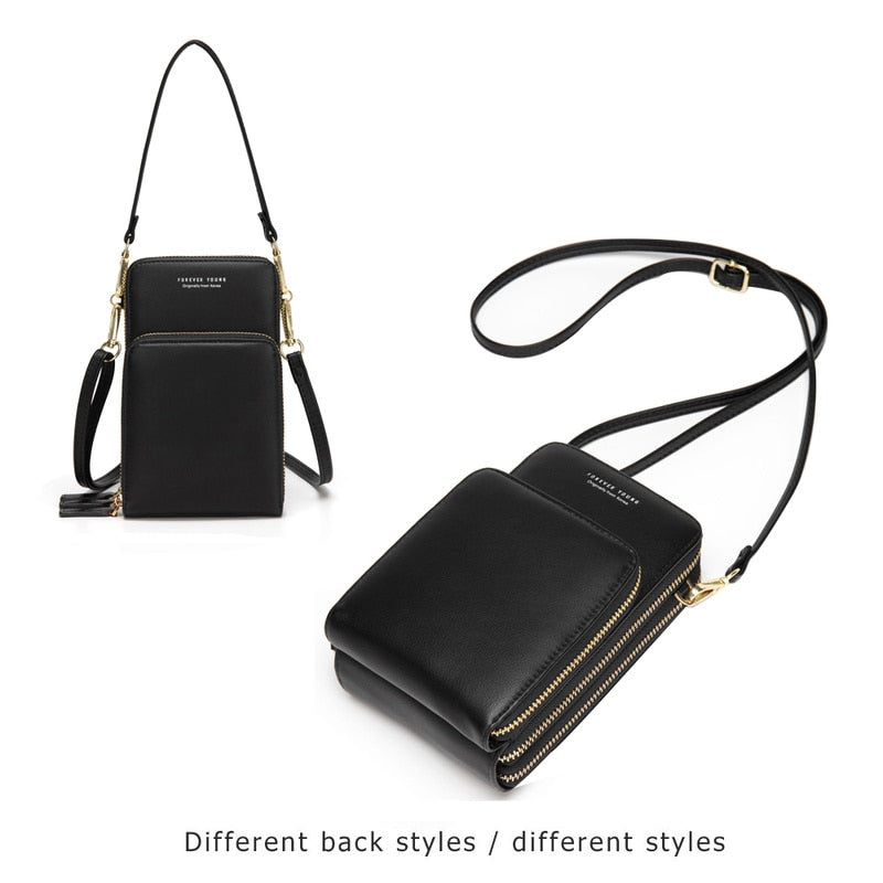 Fashion Daily Use Colorful Cellphone Bag For Women