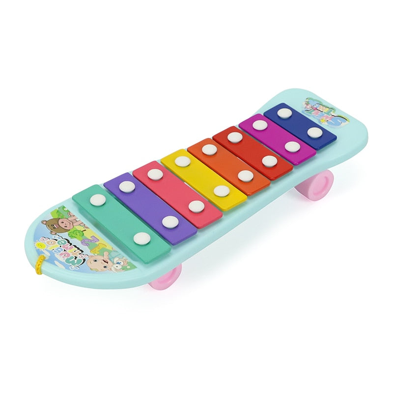 Children's Educational Musical Instrument Toy Piano & Music Box