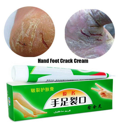 Anti-Chapping Useful Herbs Skin Repairing Foot Cream