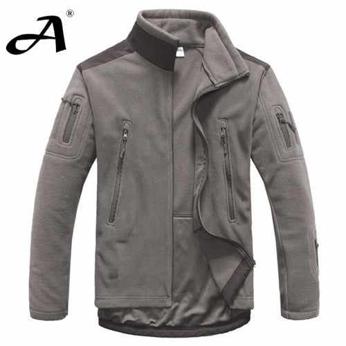 Fleece Army Jacket Soft Shell Clothing