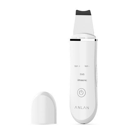 Ultrasonic Deep Face Cleaning Skin Scrubber