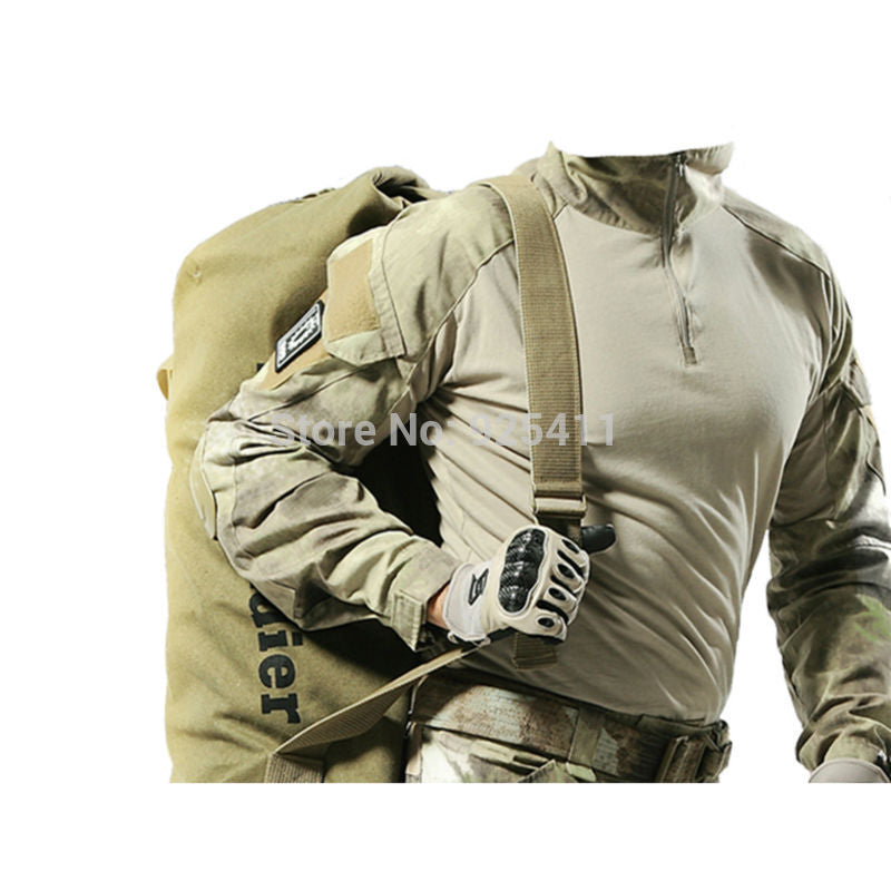 Camouflage Military Tactical Uniform Clothing