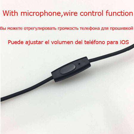 MONK Plus Earphone Venture Electronics Noise Isolating For iPhone Samsung Xiaomi PC