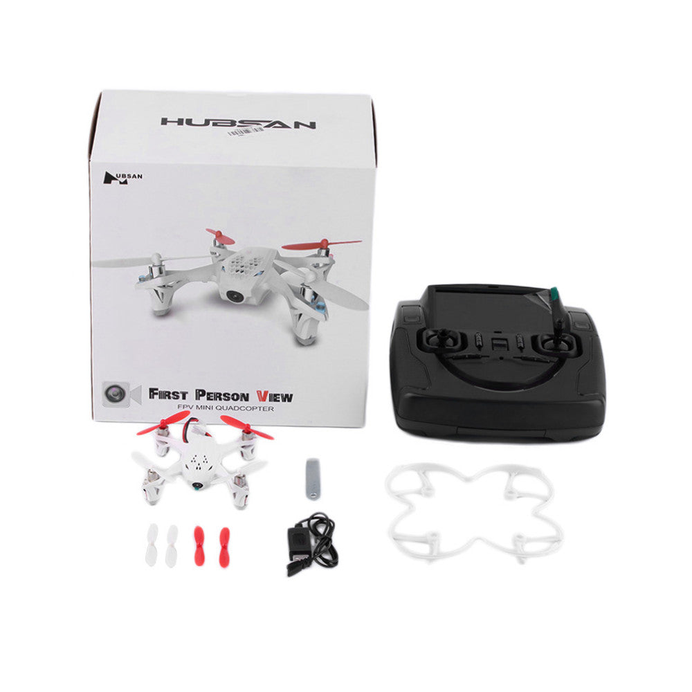 Hubsan X4 H107L 4 Channel 2.4GHz RC Quadcopter with Remote Controller