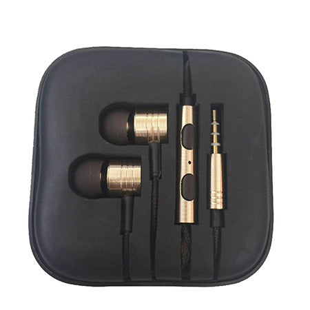 Xiaomi Earphone With Mic Earbud For iPhone Samsung Galaxy