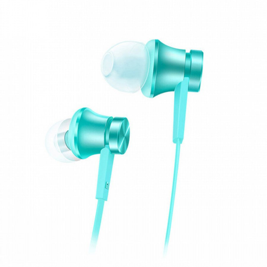 100% Original Xiaomi Colorful Earphone In-Ear Piston Basic Version with Mic For Mobile