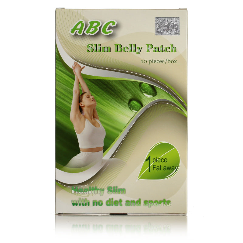 ABC Slimming Belly Patch Magnetic Diet Pad Lose Weight Fast Burn Fat 100% Effective
