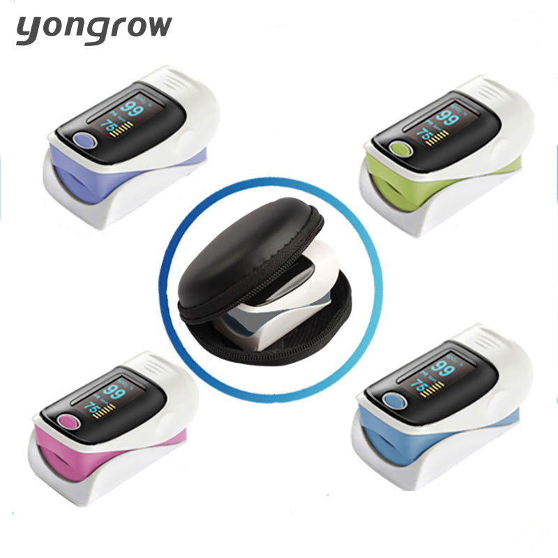 Fingertip Pulse Oximeter Saturation Meter Pulse Oximeter CE Approved