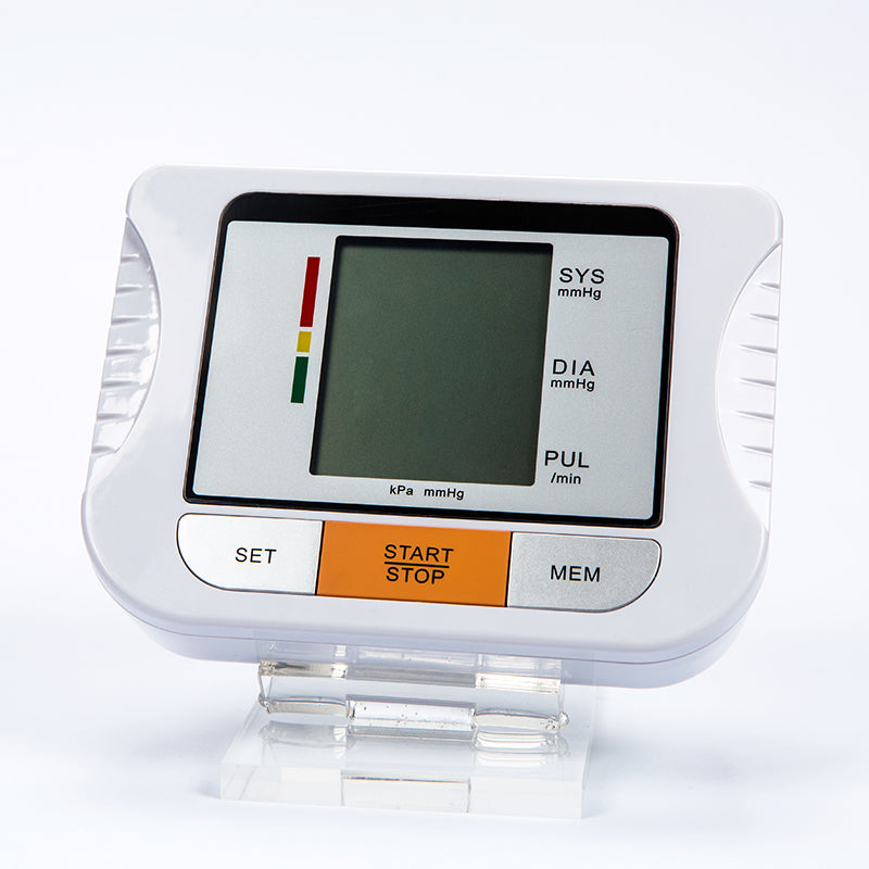 Fully Automatic Digital Upper Arm Blood Pressure Monitor