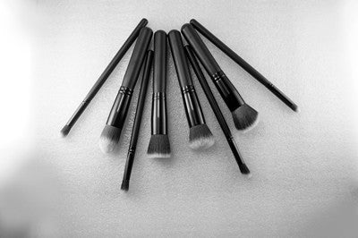 8pcs Makeup Brushes Set for Artist Cosmetic Painting Foundation Eyeshadow Eyeliner Lip Powder
